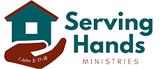 Serving Hands Ministries Logo